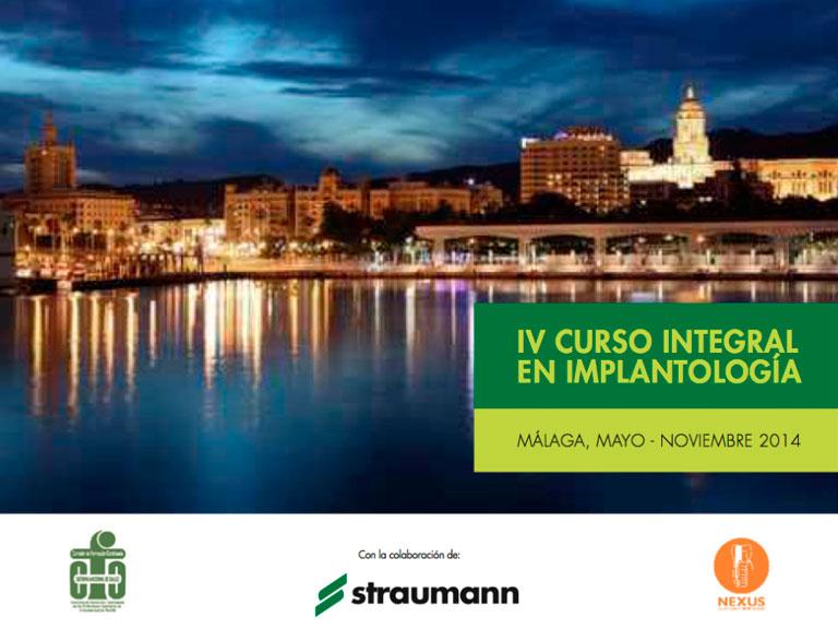 IV Curso Integral de Implantología STRAUMANN-NEXUS