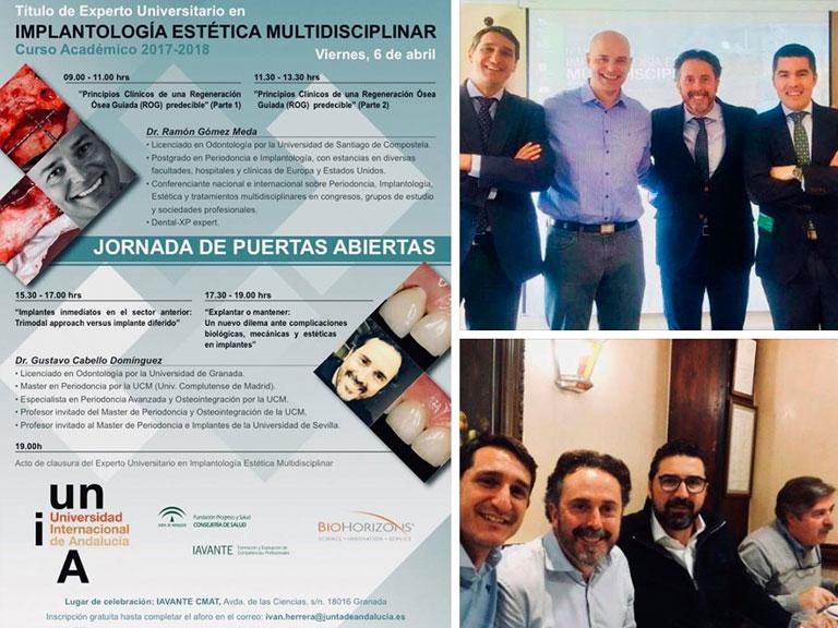 Implantología Estética Multidisciplinar. Granada