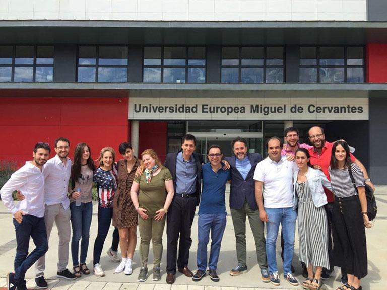 Curso de fin de semana. Universidad Europea de Valladolid